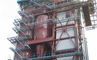 Biomass fuel for CFB power plant boiler technology in Thailand image