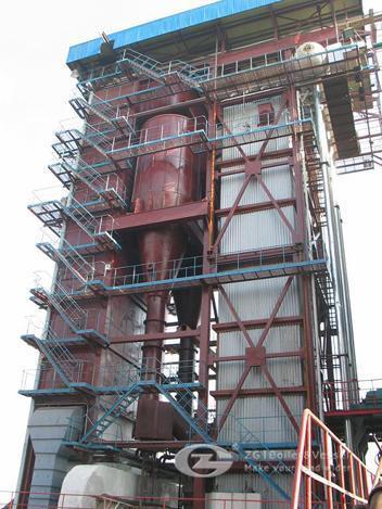 biomass CFB boiler