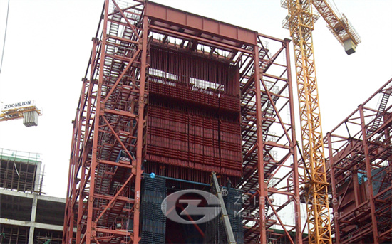 Utility boiler manufacturers in Singapore image