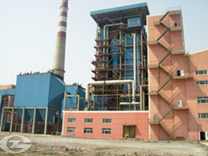 Circulating fluidized bed boiler manufacturer in china image