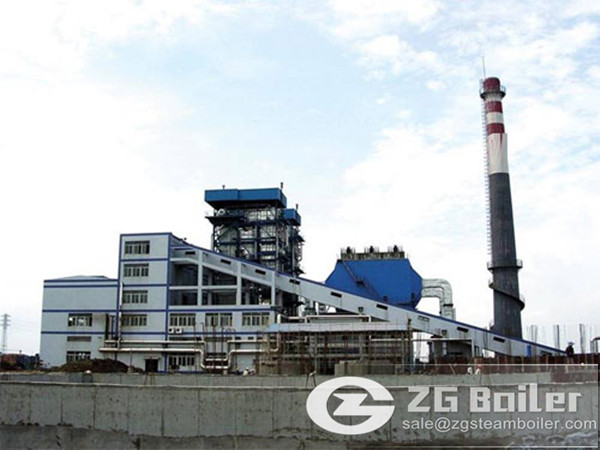 CFB Boilers for Power Plant Combustion Technology in China image