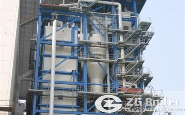 Circulating Fluidized Bed(CFB) Hot Water Boiler Operation Manual image