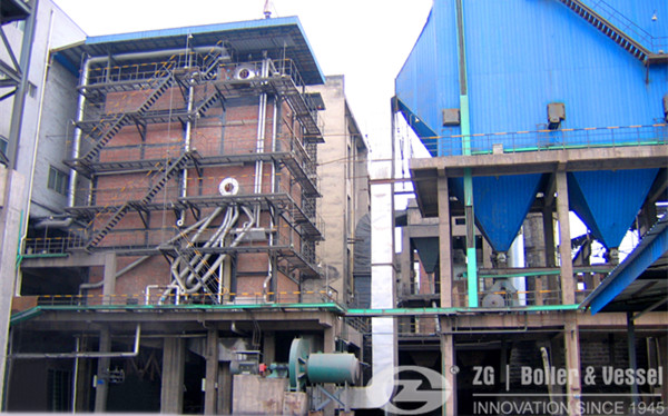 CFB Boiler Business to South Africa image