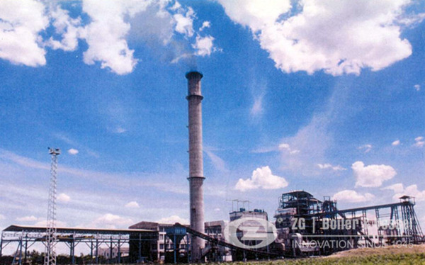 FBC Boiler and Cogeneration Systems image