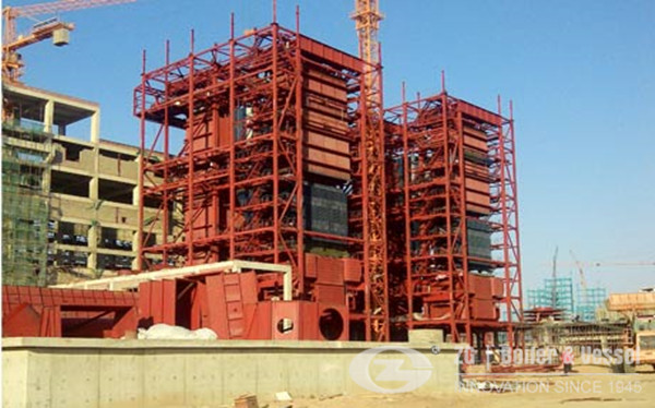 Lignite Circulating Fluidized Bed (CFB) Boilers manufacturer image