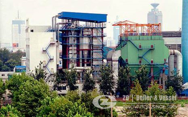 Circulating Fluidised Bed Combustion Boiler manufacturer