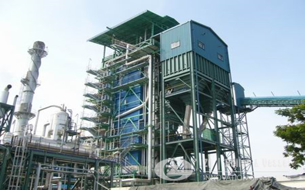 Advantages of a circulating fluidized bed boiler image