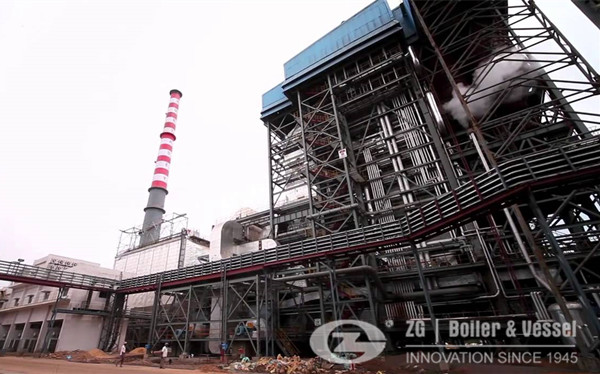High sulphur lignite fired CFB Boilers in India