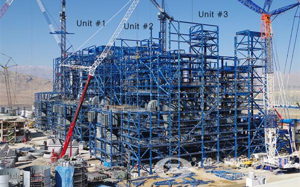 Lignite Power Plant CFB Boiler in Turkey.jpg