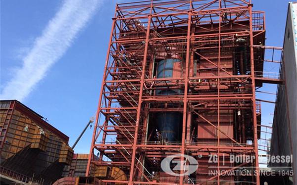 CFB Boiler Technology For Steam Power Plant image