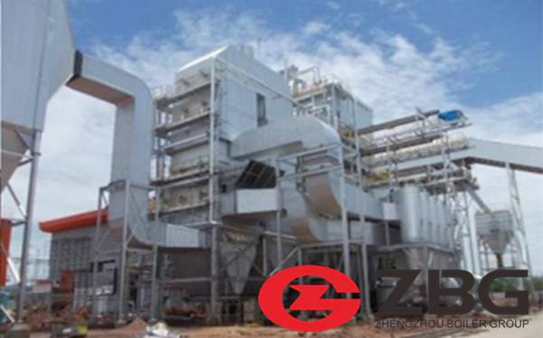 Circulating Fluidized Bed Boiler Development in France