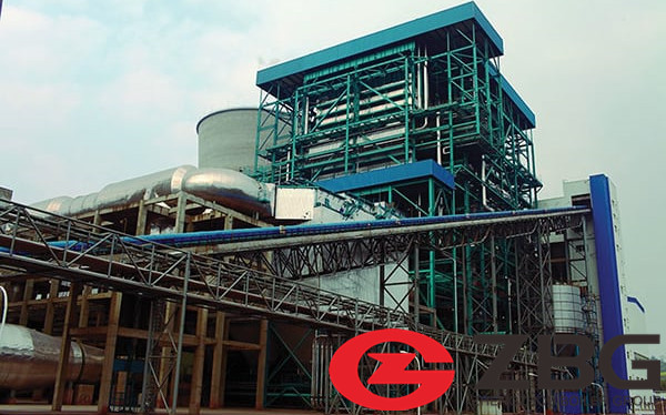 Project Cost Power Plant 10 MW CFB Boiler