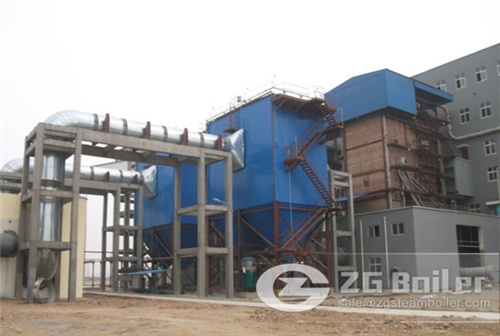 Circulating fluidized bed boiler desulfurization technology