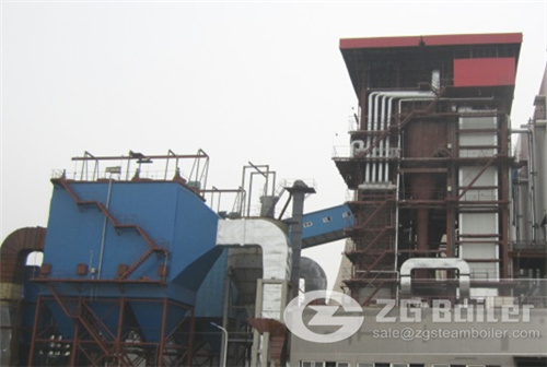 Power Plant High Pressure Boilers for Biomass