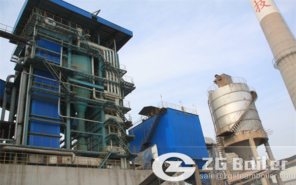 High-efficient CFB boiler manufacturer in Ukraine image