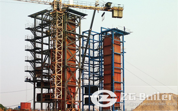 Circulating fluidized bed boilers in Vietnam image
