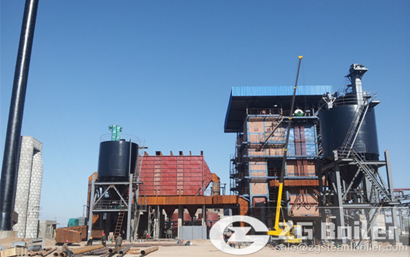 Paper mill & Pulp biomass boilers image