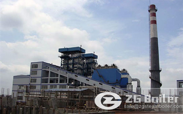 Circulating Fluidized Bed Boilers for Ukraine Paper Mill