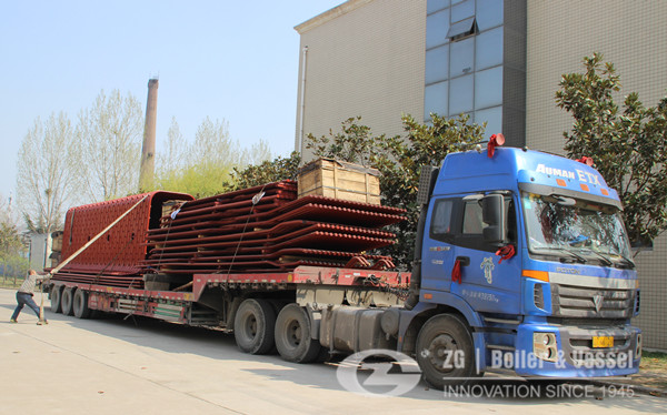 CFB boiler for chemicals and allied products in Mongolia