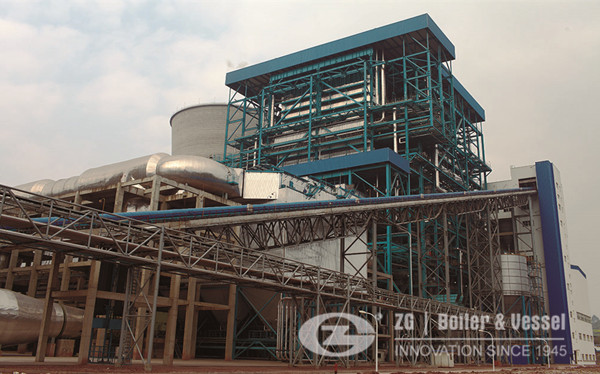 Poland build new generation CHP with CFB boiler