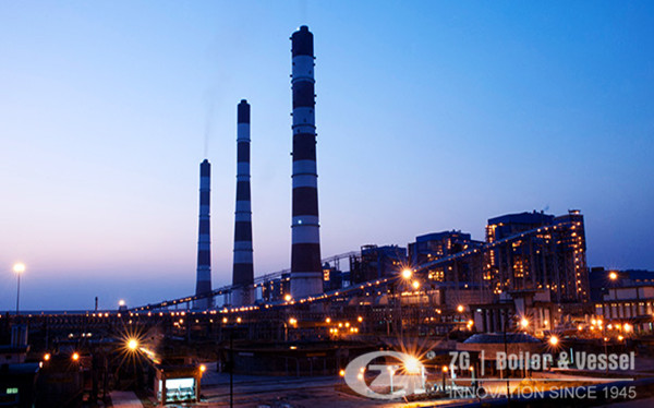 Top power plant with CFB boilers in Haryana