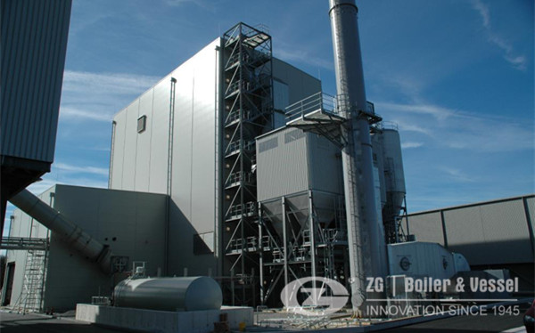 50MW CFB boiler in Begumpet