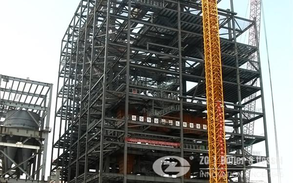 Korea CFBC boilers image