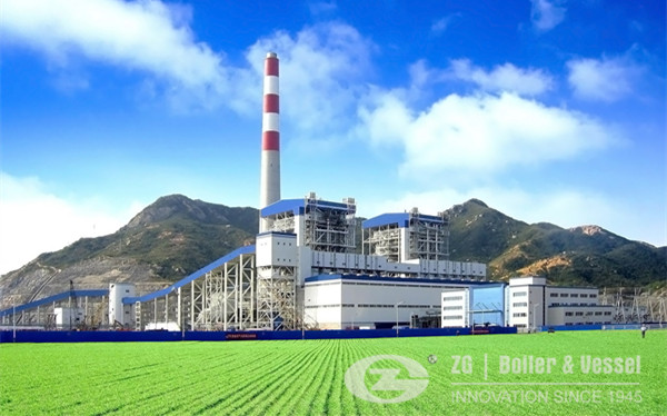 Coal Utilization in CFB boiler for Power Generation in China image