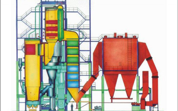Biomass CFB Boiler Manufacturers in Germany image
