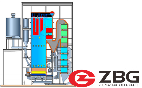 Biomass Fired CFB Boiler in Spain Paper Mill.jpg