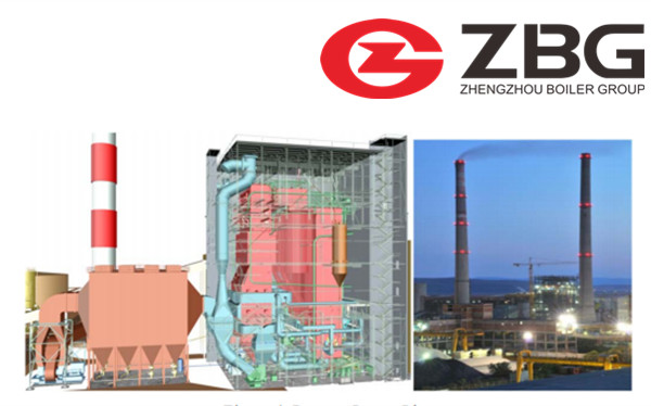 Power Plant CFB Boiler Project in Bulgaria