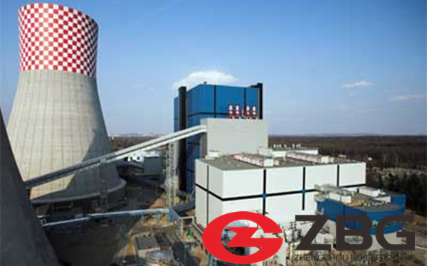 This is about CFB Biomass Power Plant Commercial Operation in Polaniec image