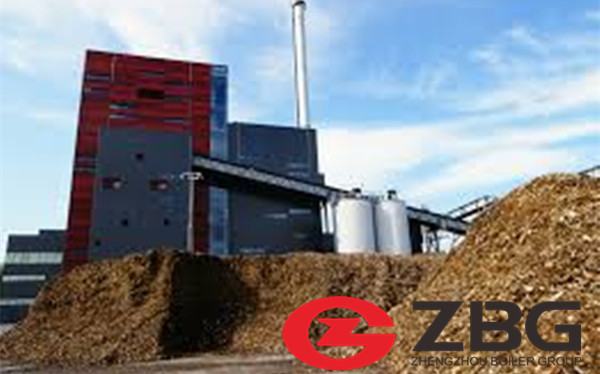 Biomass CFB Boiler Co-generation Project in Israel image