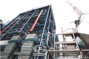 Industrial CFB steam boiler manufacturers in china image