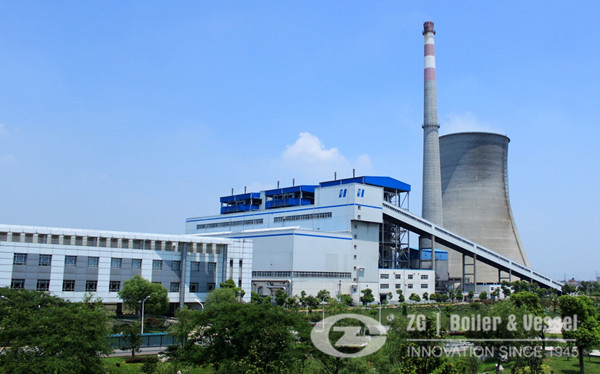 15ton hour coal fired circulating fluidized bed steam boiler image