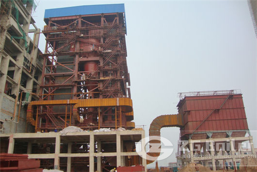 30 ton circulating fluidized bed boiler image