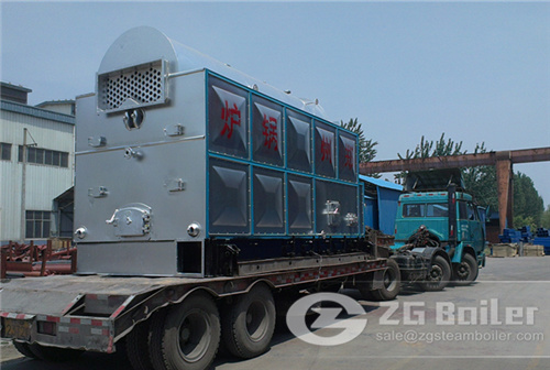 Biomass fired boiler manufacturer image